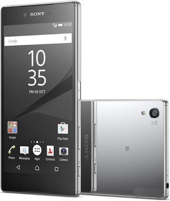 Snooky Front and Back Screen Guard for Sony Xperia Z5 Premium Dual(Pack of 1)