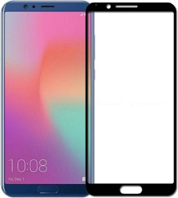Magic Edge To Edge Tempered Glass for huawei view 10(Pack of 1)