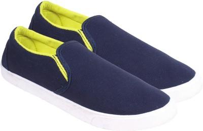 Ozzy OZ1002 Slip On Sneakers For Men(Navy)