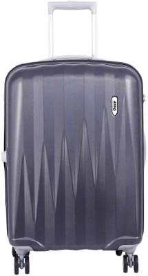 VIP ZAPPER 4W STR 80 GREY Check-in Luggage - 28 inch(Grey)