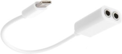 BB4 TYPE C HEADPHONE SLPITTER USB Adapter