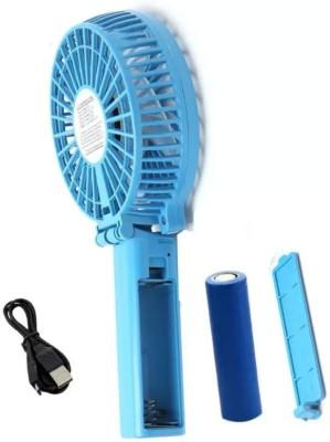 footloose Mini Handheld214 HF27 USB Fan Blue