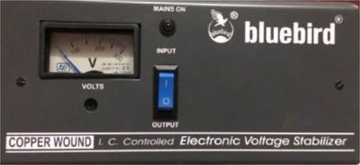 Blue Bird 1KVA 130 280V Economy Voltage Stabilizer