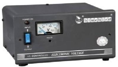 Bluebird 1 KVA 140 280V Copper Wounded Voltage Stabilizer Black
