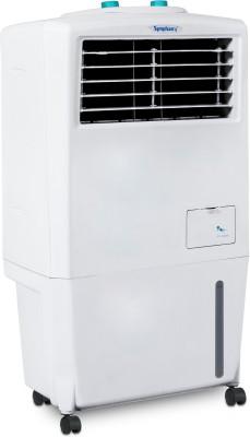 Symphony 27 L Room/Personal Air Cooler(White, Ninja 27)