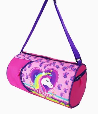 treandy5 AW67534 Travel Duffel Bag Pink treandy5 Duffel Bags