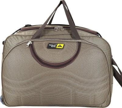 robustroyal  Expandable  LUGGAGE Travel Duffel Bag Brown robustroyal Duffel Bags