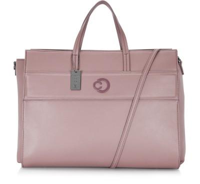Caprese 13 inch inch Laptop Messenger Bag(Pink)