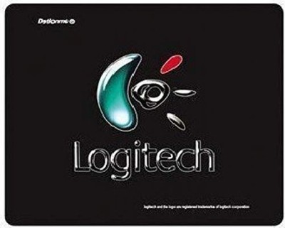 Logitech Logitech02 Mousepad(Black)