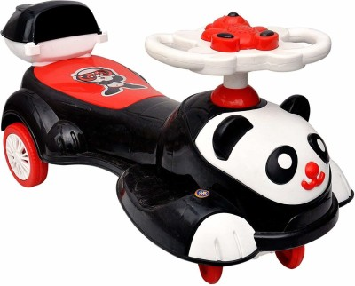 Sita Ram Retails Magic Car, Ride-On Toy - Black and White(2 to 8 Years)(Multicolor)