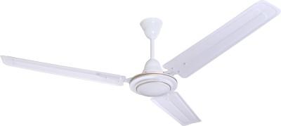 Kenstar Aria Plus 1200 mm 3 Blade Ceiling Fan(White, Pack of 1)