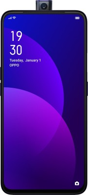OPPO F11 Pro (Thunder Black, 128 GB)(6 GB RAM)  Mobile (Oppo)