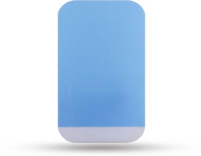 Saco Mini Acrylic Matte Surface Mat Design Mousepad Mousepad(Blue)