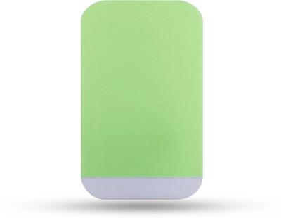 Saco Mini Acrylic Matte Surface Mat Design Mousepad Mousepad(Green)