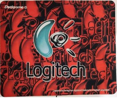 Logitech Logitech03 Mousepad(Red)