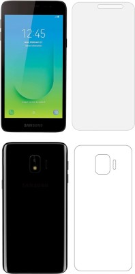 Treecase Back Screen Guard for Samsung Galaxy A10S Back Screen Guard / Samsung Galaxy A10S(Pack of 2)