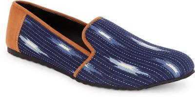Kanvas Loafers For Men(Blue)