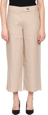 Annabelle by Pantaloons Regular Fit Women Beige Trousers