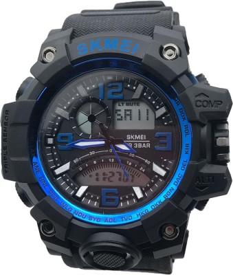 SKMEI SKM09 Analog Digital Watch   For Men SKMEI Wrist Watches