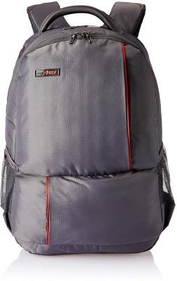 VIP MEDIAN LAPTOP BACKPACK 01 STEEL GREY 27 L Backpack(Grey)