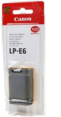 Canon P-E6 Rechargeable Li-ion  Battery at flipkart