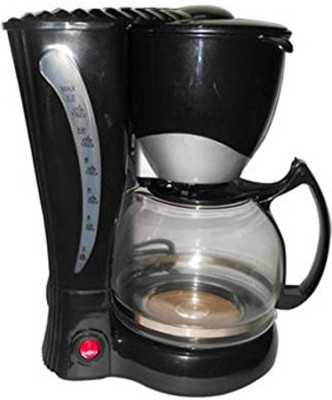 Skyline VT- 7011,800 W 12 Cups Coffee Maker(Black)