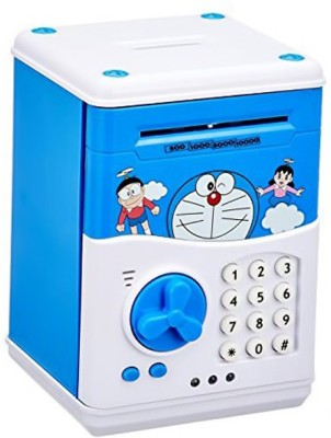 urbanhatti coin bank & money box for kids Coin Bank(Multicolor)