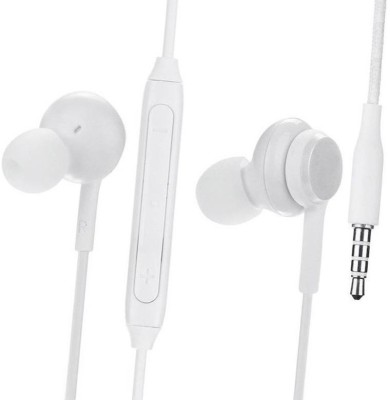 Alafi Best Deep rich bass akg r5 for sam_sung/oppo/vivo/mi/nokia/asus Wired Headset(White, In the Ear)