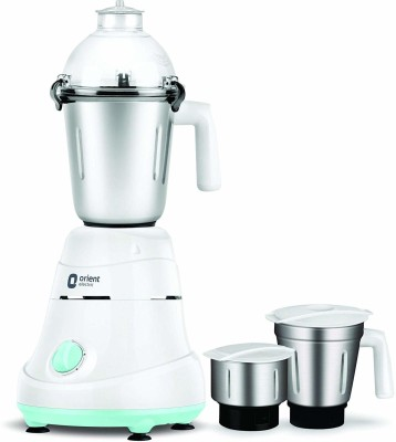 Orient na Electric Kitchen Kraft- Watt 750 Mixer Grinder(White, 3 Jars)