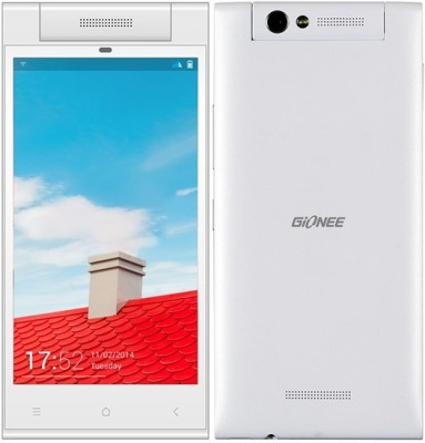 Snooky Front and Back Screen Guard for Gionee Elife E7 Mini(Pack of 1)