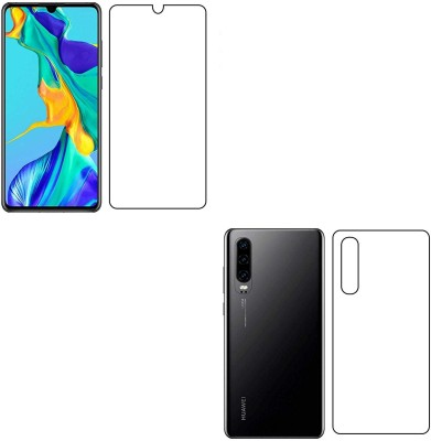 The Best Choice Front and Back Screen Guard for Huawei Honor P30 Lite Front And Back Hammer Glass Screen Protector Impossible Protection Nano Tech/ Unbreakable