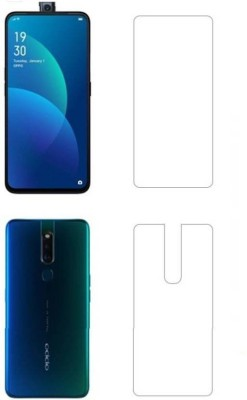 Ten To 11 Front and Back Screen Guard for OPPO F11 Pro(Pack of 1)