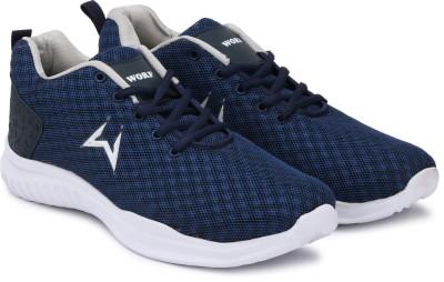 80 Off On Worf Worf Sport Shoe Running Shoes For Men Blue On Flipkart Paisawapas Com