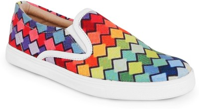 Kanvas Sneakers For Men(Multicolor)