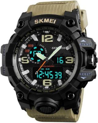 SKMEI SKM13 Analog Digital Watch   For Men SKMEI Wrist Watches