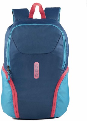 American Tourister AMT FORRO NXT SCH BAG 01 NAVY BLUE 35 L Backpack