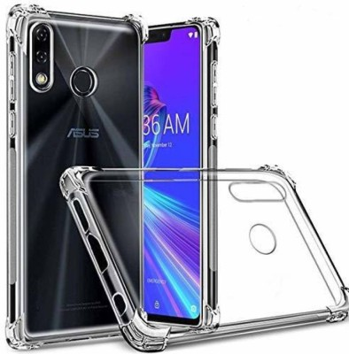 DSCASE Back Cover for Asus Zenfone Max Pro M2(Transparent, Shock Proof, Silicon)