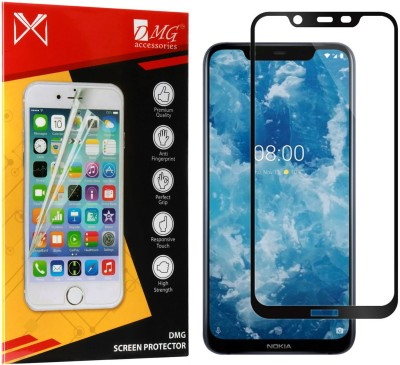 DMG Edge To Edge Tempered Glass for Samsung Galaxy S10 Plus(Pack of 1)