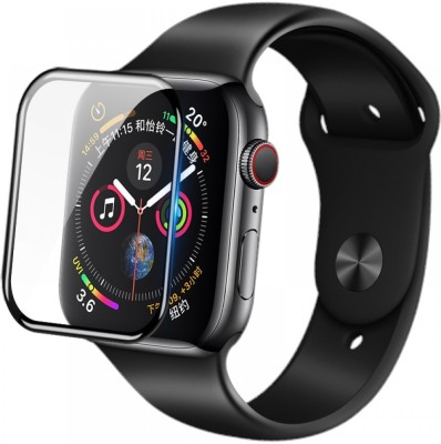 Nillkin Edge To Edge Tempered Glass for Apple Watch Series 1 / Series 2 / Series 3 / 38mm Dial 3D AW+(Pack of 1)