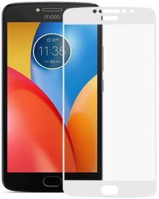 7Rocks Edge To Edge Tempered Glass for Motorola Moto E4 Plus(Pack of 1)