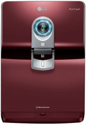 LG BH10 8 L RO Water Purifier Red