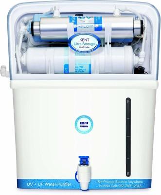 Kent ultra 7 L UV + UF Water Purifier(White)
