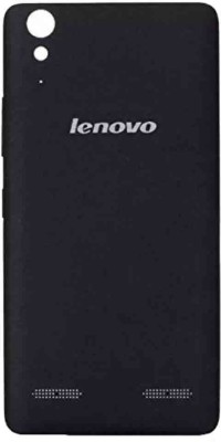 Maverick Lenovo A6000 Back Panel(Black)