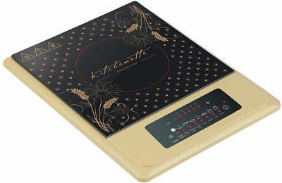 Cello 700A Induction Cooktop(Gold, Touch Panel) at flipkart