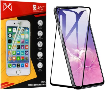 DMG Edge To Edge Tempered Glass for Nokia 8.1(Pack of 1)