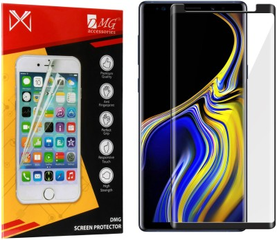 DMG Edge To Edge Tempered Glass for Samsung Galaxy Note 9(Pack of 1)
