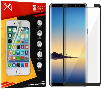 DMG Edge To Edge Tempered Glass for Samsung Galaxy Note 8(Pack of 1)