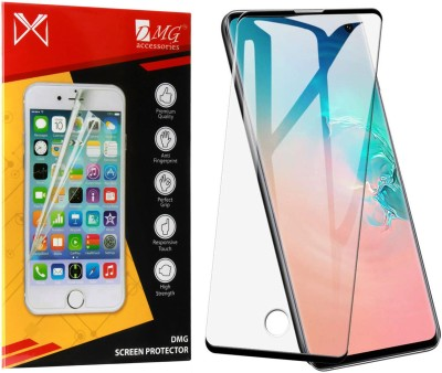 DMG Edge To Edge Tempered Glass for Samsung Galaxy S10(Pack of 1)