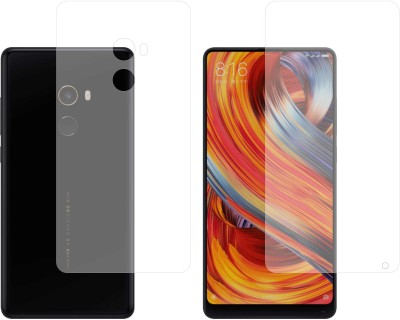 Case Creation Screen Guard for Mi Mix 2S(Pack of 2)