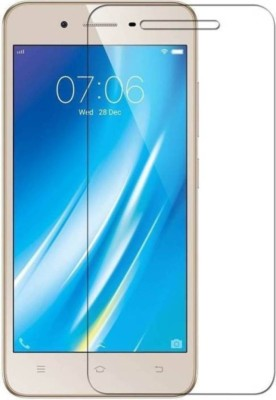 Trendzcase Tempered Glass Guard for VIVO Y53(Pack of 1)